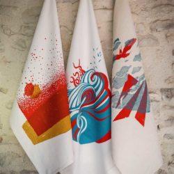Pièces textile