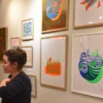 Vernissage exposition Alice Leblanc Laroche