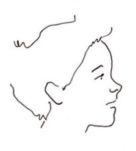 portrait Alice Leblanc Laroche