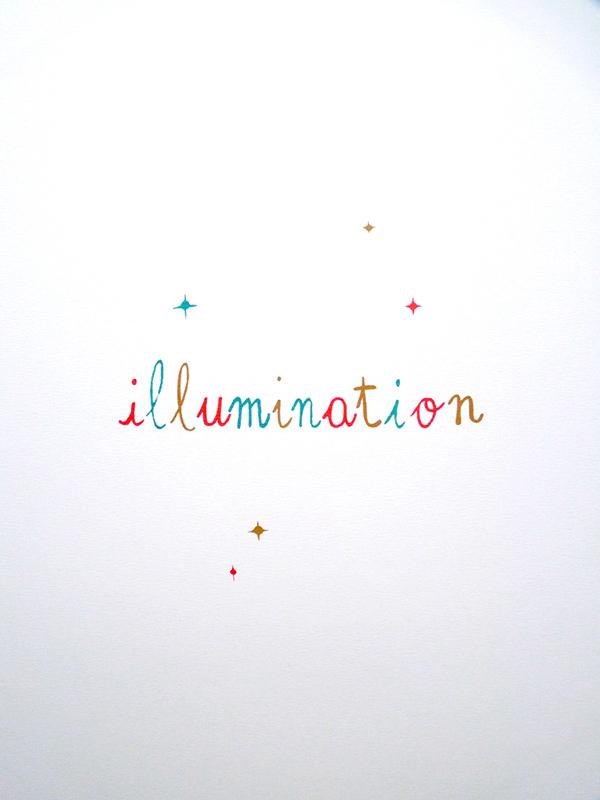 Carte ILLUMINATION_Alice LL