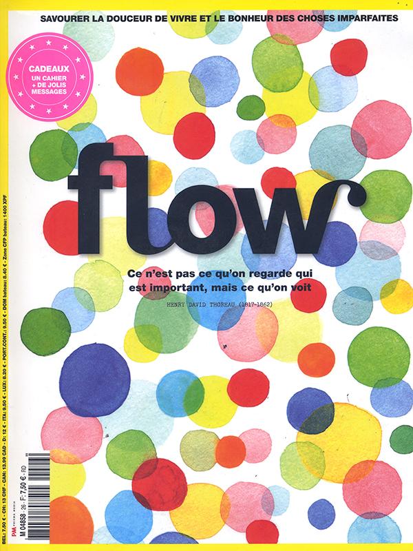 Flow Couverture