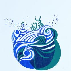 "Collection Anima : ""Aqua"" E.A."