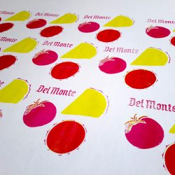 réalisations de BTS pour un sujet sur les ananas Delmonte