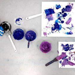 planche de couleurs